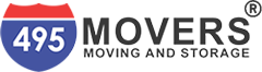 495 Movers Logo